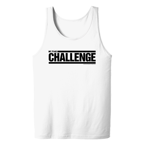The Challenge Logo Adult Tank Top