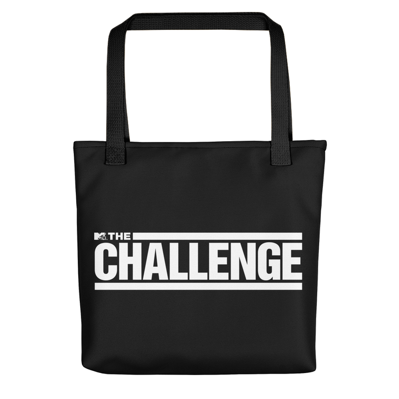 The Challenge Logo Premium Tote Bag