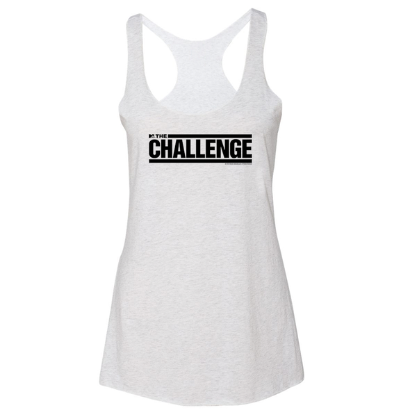 The Challenge Logo Women's Racerback Tank Top