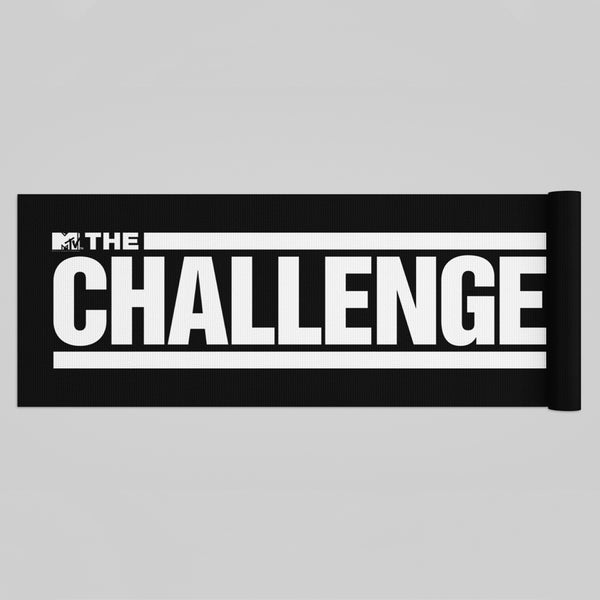 The Challenge Yoga Mat