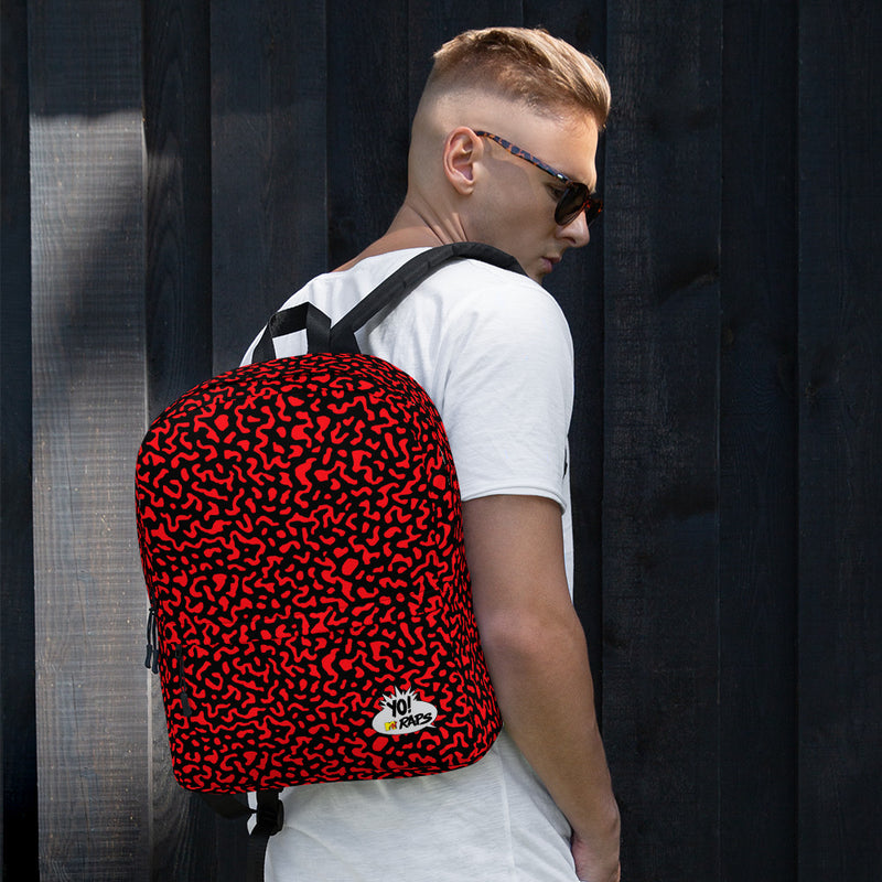 YO! MTV Raps Premium Backpack