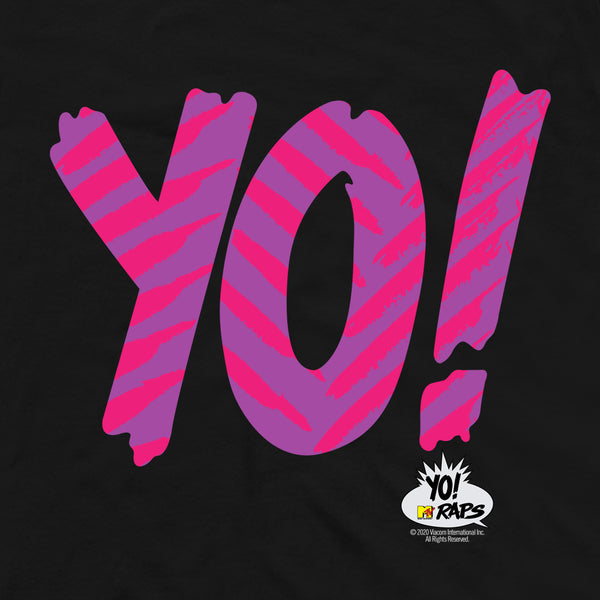 YO! MTV Raps Fleece Hooded Sweatshirt