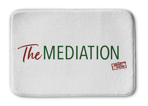 Jersey Shore Family Vacation The Mediation Bath Mat