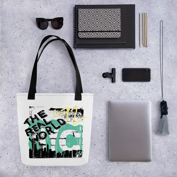 The Real World NYC Tote