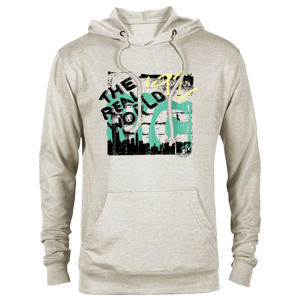 The Real World NYC Lightweight Hooded Sweatshirt