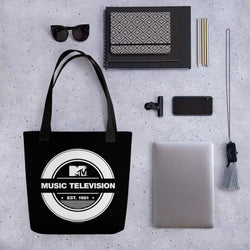 MTV Music Television Classic Tote Bag