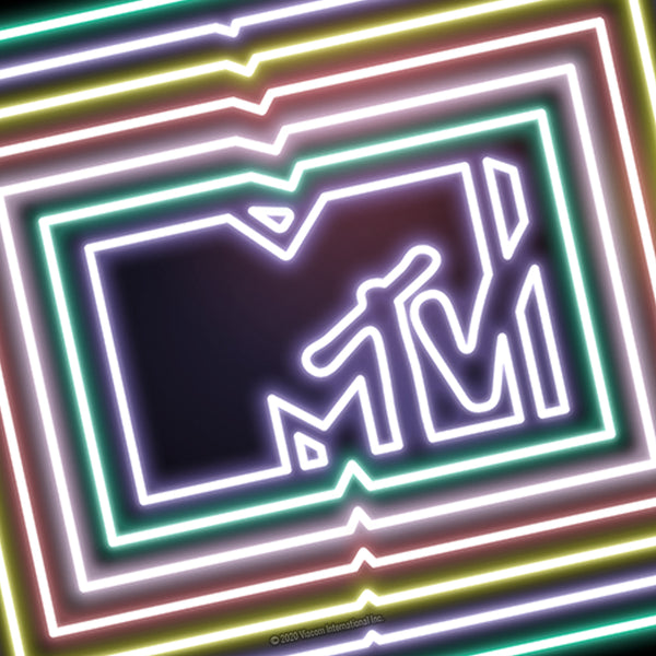 MTV Gear Neon Logo Tough Phone Case