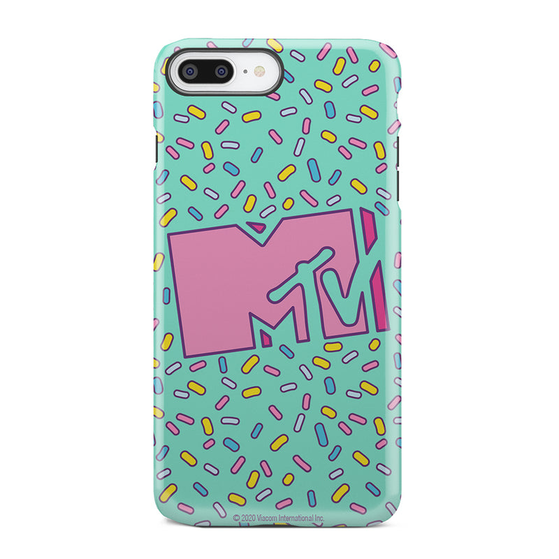 MTV Gear Sprinkles Logo Tough Phone Case