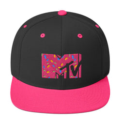 MTV Gear Sprinkles Wool Blend Snapback