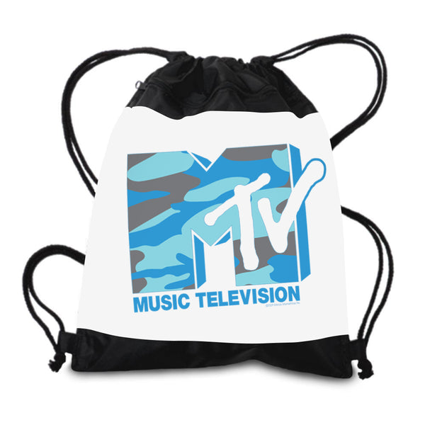 MTV Drawstring Bag