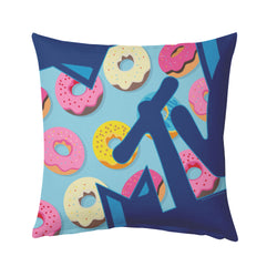 MTV Donut Pillow