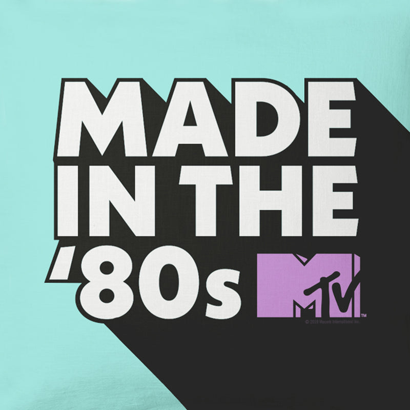 MTV Made in the '80s Pillow