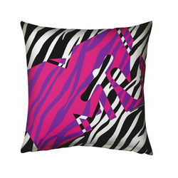MTV Zebra Pillow