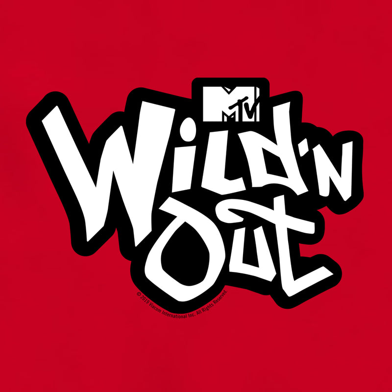 Wild 'N Out Official Logo Adult Short Sleeve T-Shirt