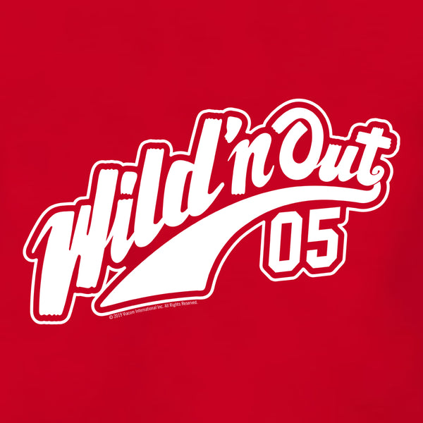 Wild 'N Out Jersey Logo Short Sleeve T-Shirt