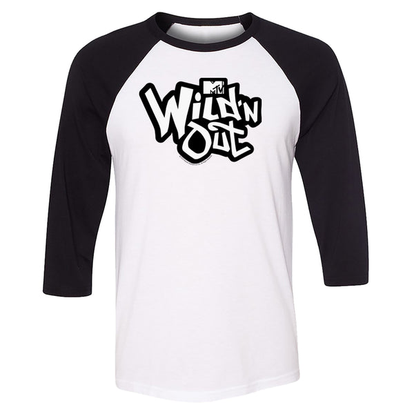Wild 'N Out Official Logo 3/4 Sleeve Baseball T-Shirt