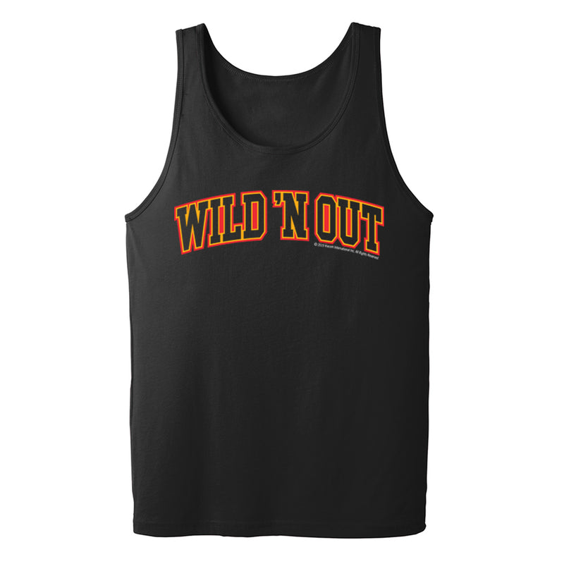 Wild 'N Out Arched Logo Adult Tank Top