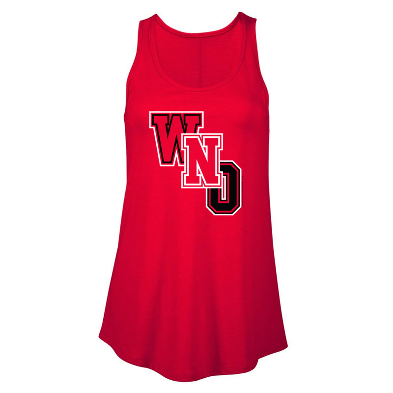 Wild 'N Out WNO Women's Flowy Tank Top