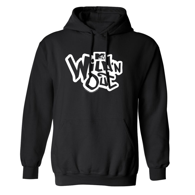 Wild 'N Out Official Logo Fleece Hooded Sweatshirt