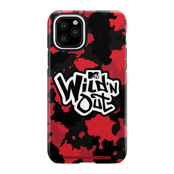 Wild 'N Out Camo Logo Tough Phone Case