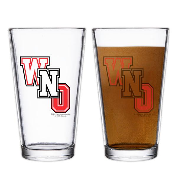Wild 'N Out WNO Pint Glass