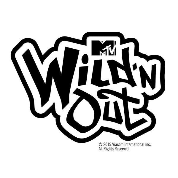 Wild 'N Out Logo Pint Glass