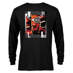 Wild 'N Out Nick Cannon Hip Hop Style Adult Long Sleeve T-Shirt