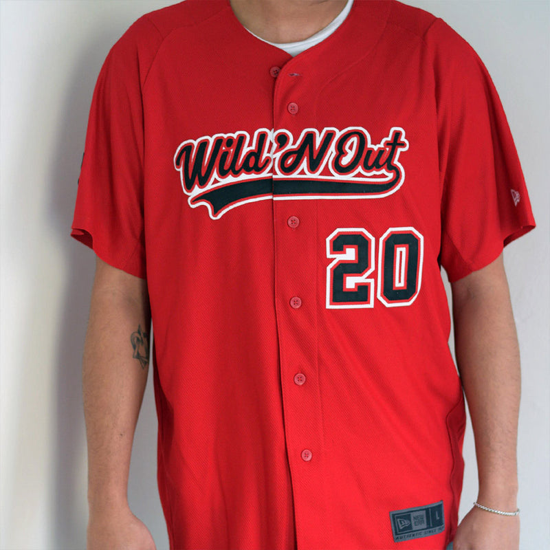 Wild 'N Out Personalized New Era Jersey - As Seen on WNO