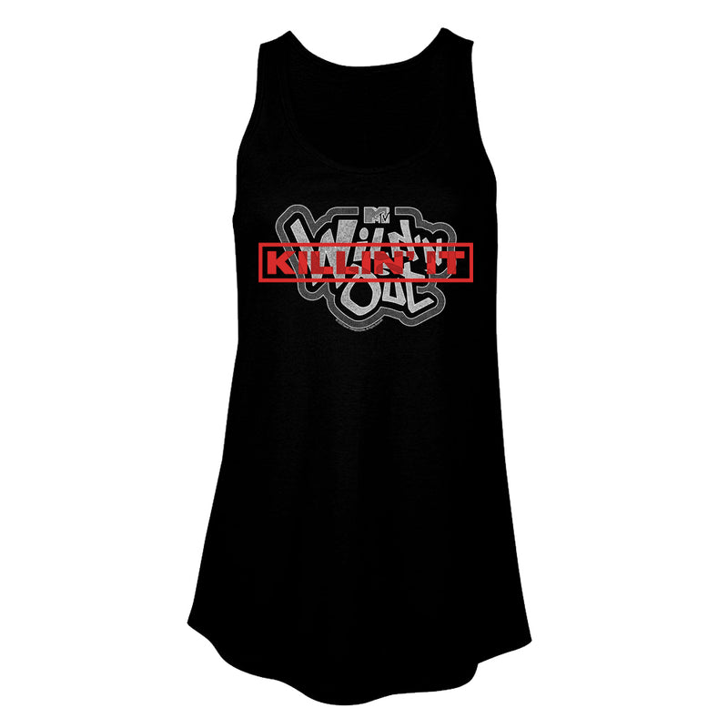 Wild 'N Out Killin' It Women's Flowy Tank Top