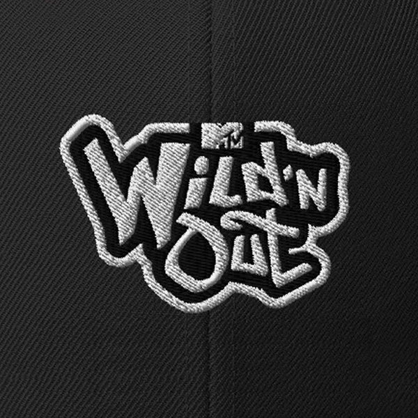 Wild 'N Out Logo Flat Bill Hat