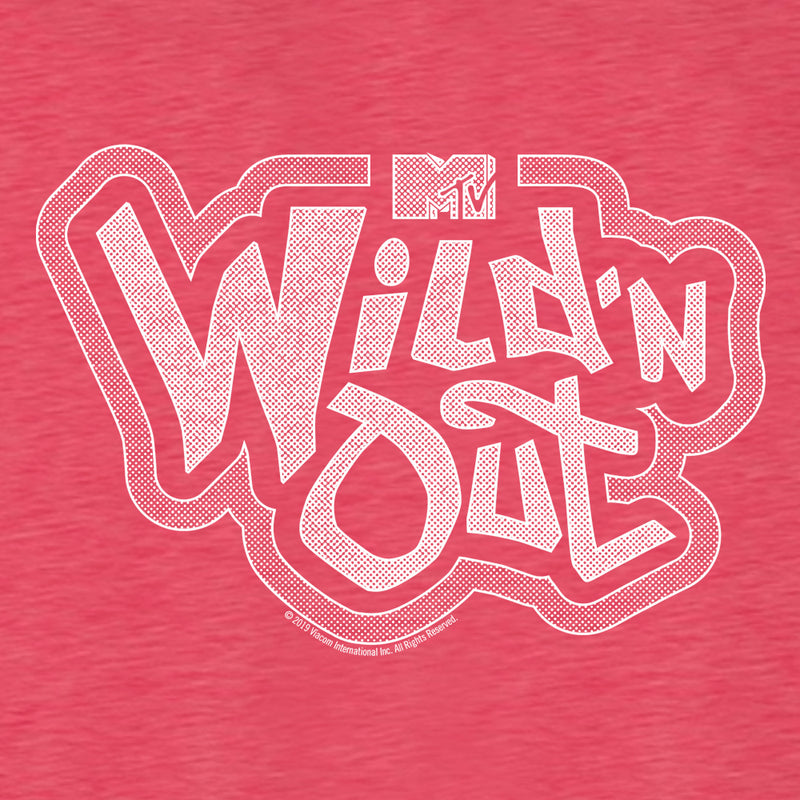 Wild 'N Out Logo Women's Tri-Blend Dolman T-Shirt