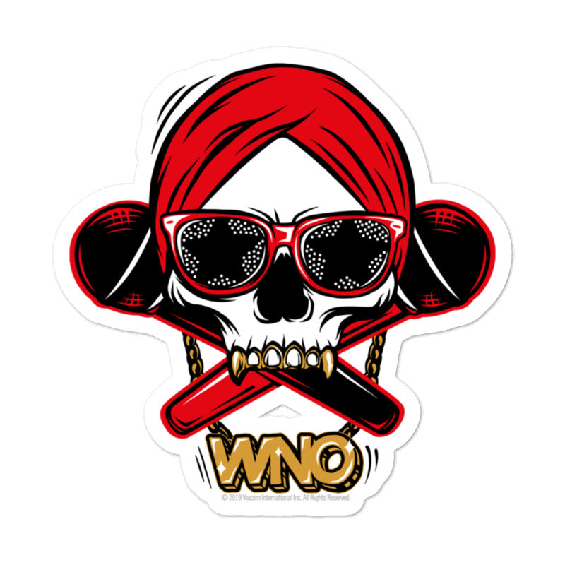 Wild 'N Out Die Cut Stickers