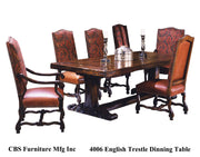 4006 DINING TABLE