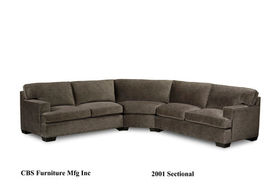2001 SECTIONAL