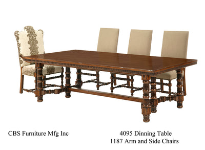 4095 DINING TABLE
