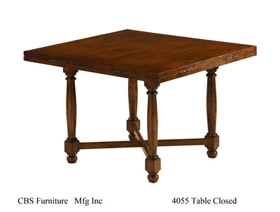 4055 FOLD DOWN GAME TABLE