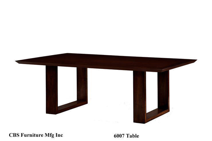 6007 DINING TABLE