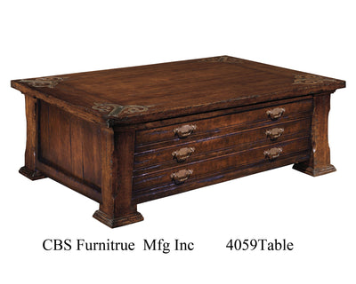4059 COFFEE TABLE