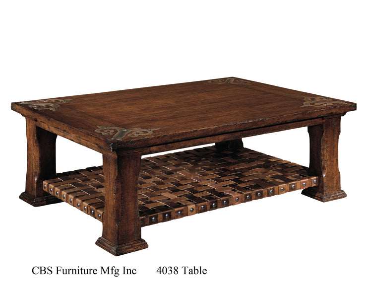 4038 COFFEE TABLE