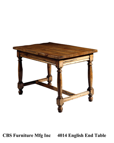 4014 ENGLISH END TABLE