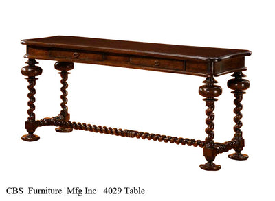 4029 CONSOLE TABLE