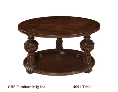 4091 COFFEE TABLE