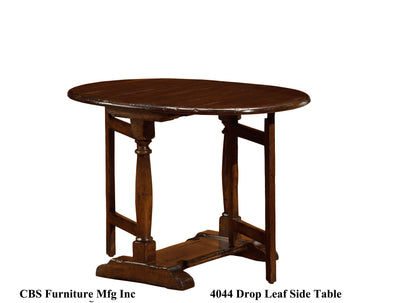 4044 DROP LEAF SIDE END TABLE
