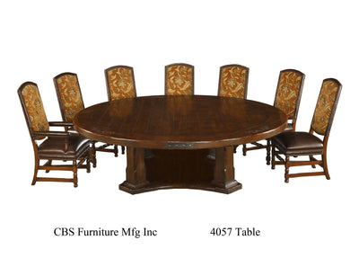 4057 DINING TABLE