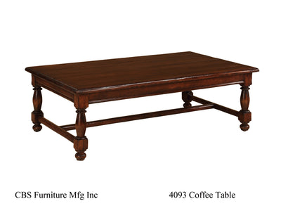 4093 COFFEE TABLE