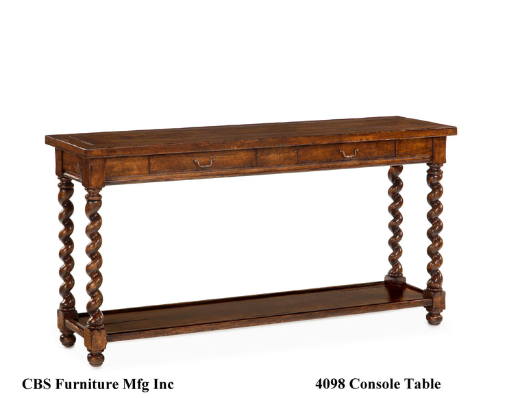 4098 CONSOLE TABLE