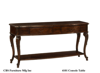 4101 CONSOLE TABLE
