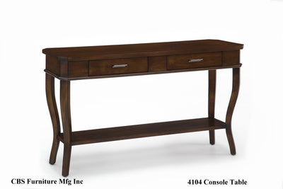 4104 CONSOLE TABLE