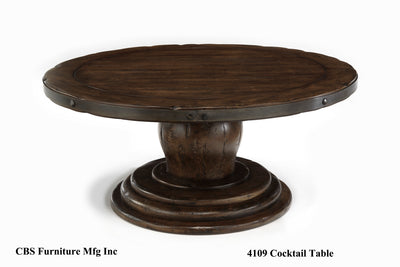 4109 COCKTAIL TABLE