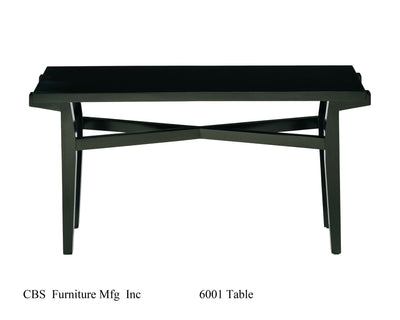 6001 CONSOLE TABLE